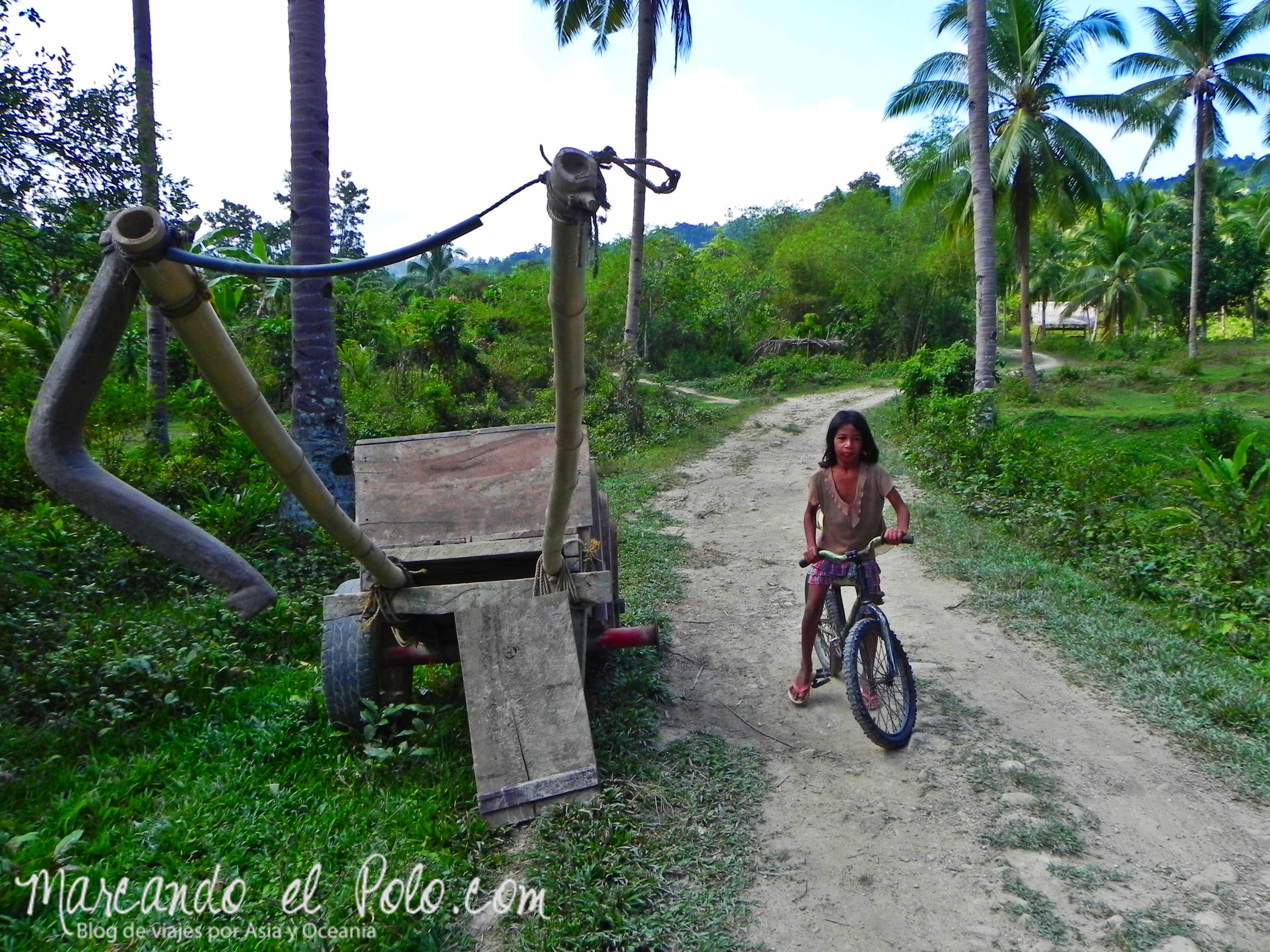 Viajar a Palawan: Port Barton