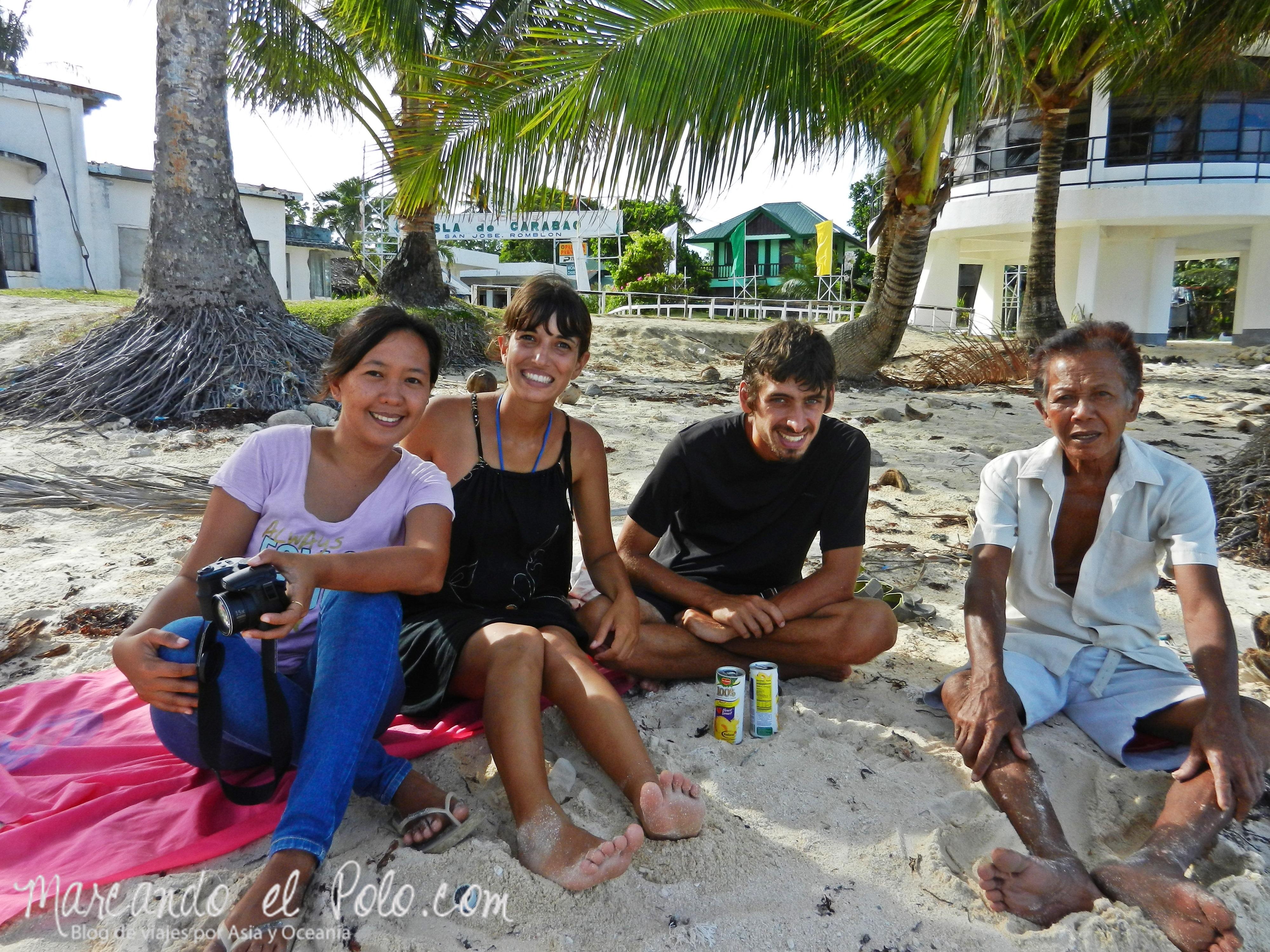 Viajar a Filipinas: Carabao