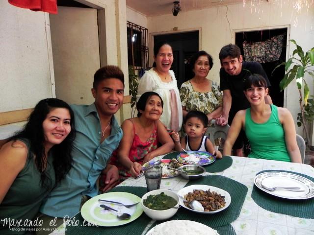 Presupuesto para viajar a Filipinas: Couchsurfing