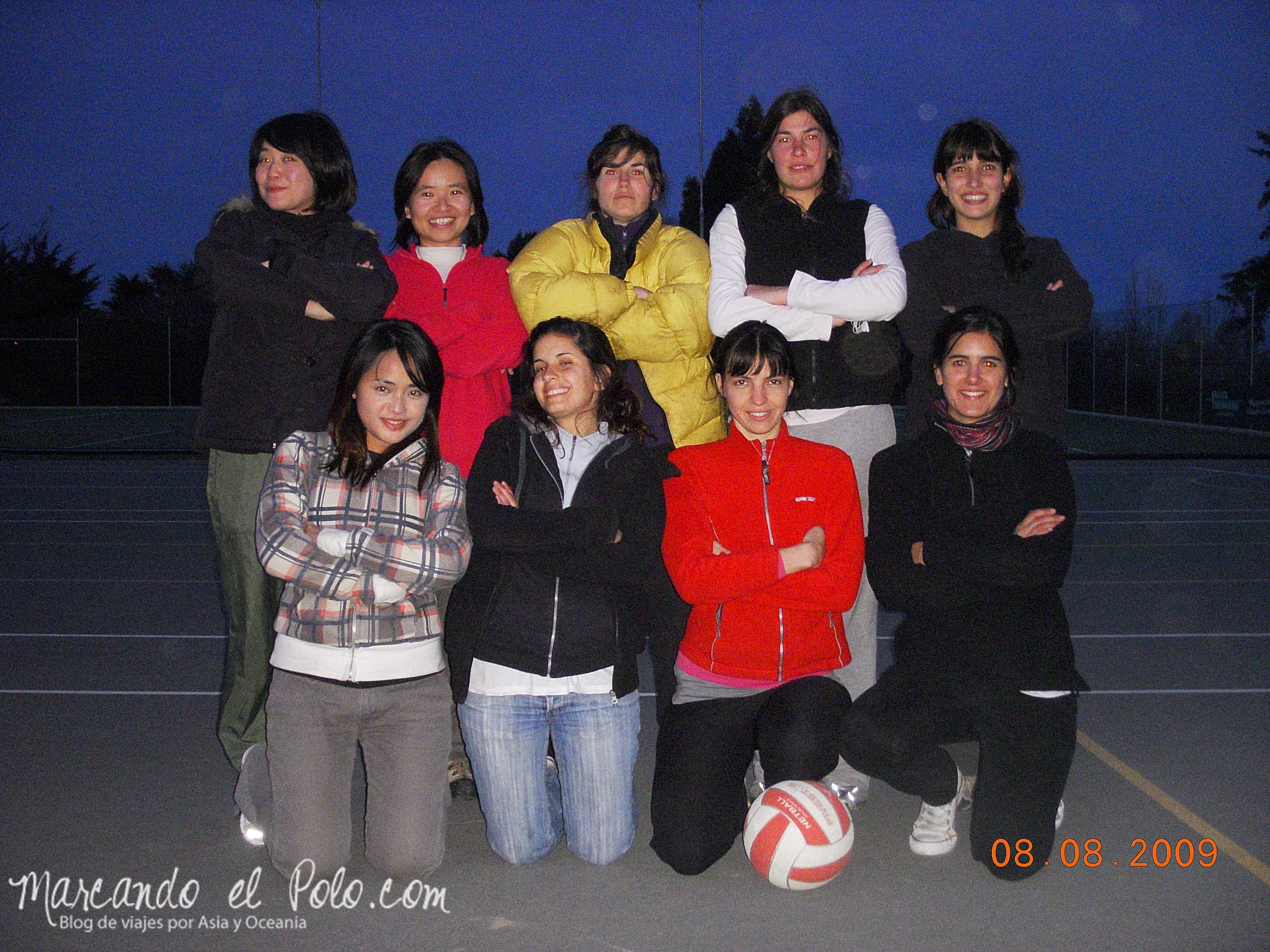 Working Holiday Nueva Zelanda: mujeres