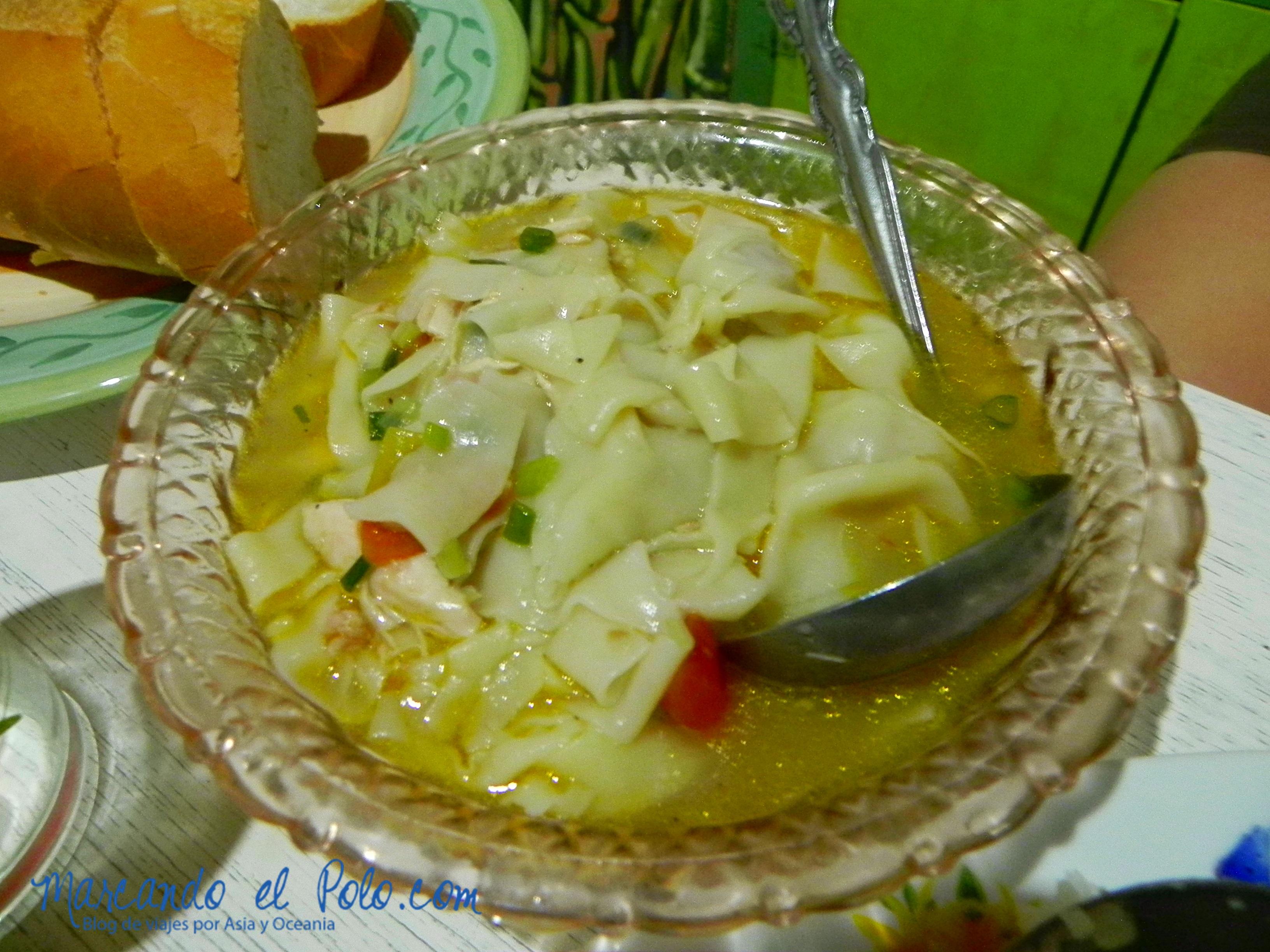 Comida de Filipinas: Pancit Molo