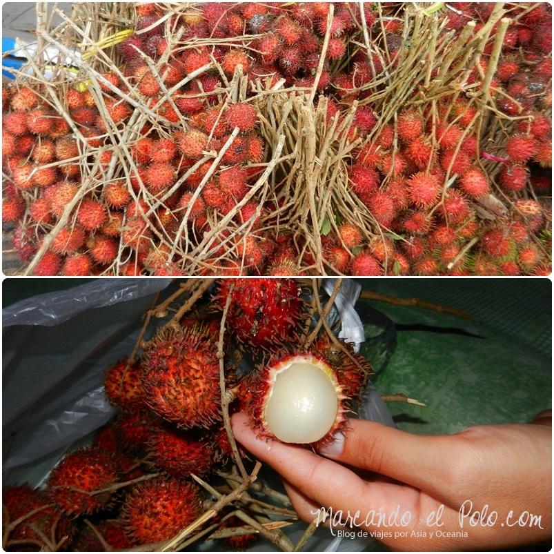 Comida de Indonesia