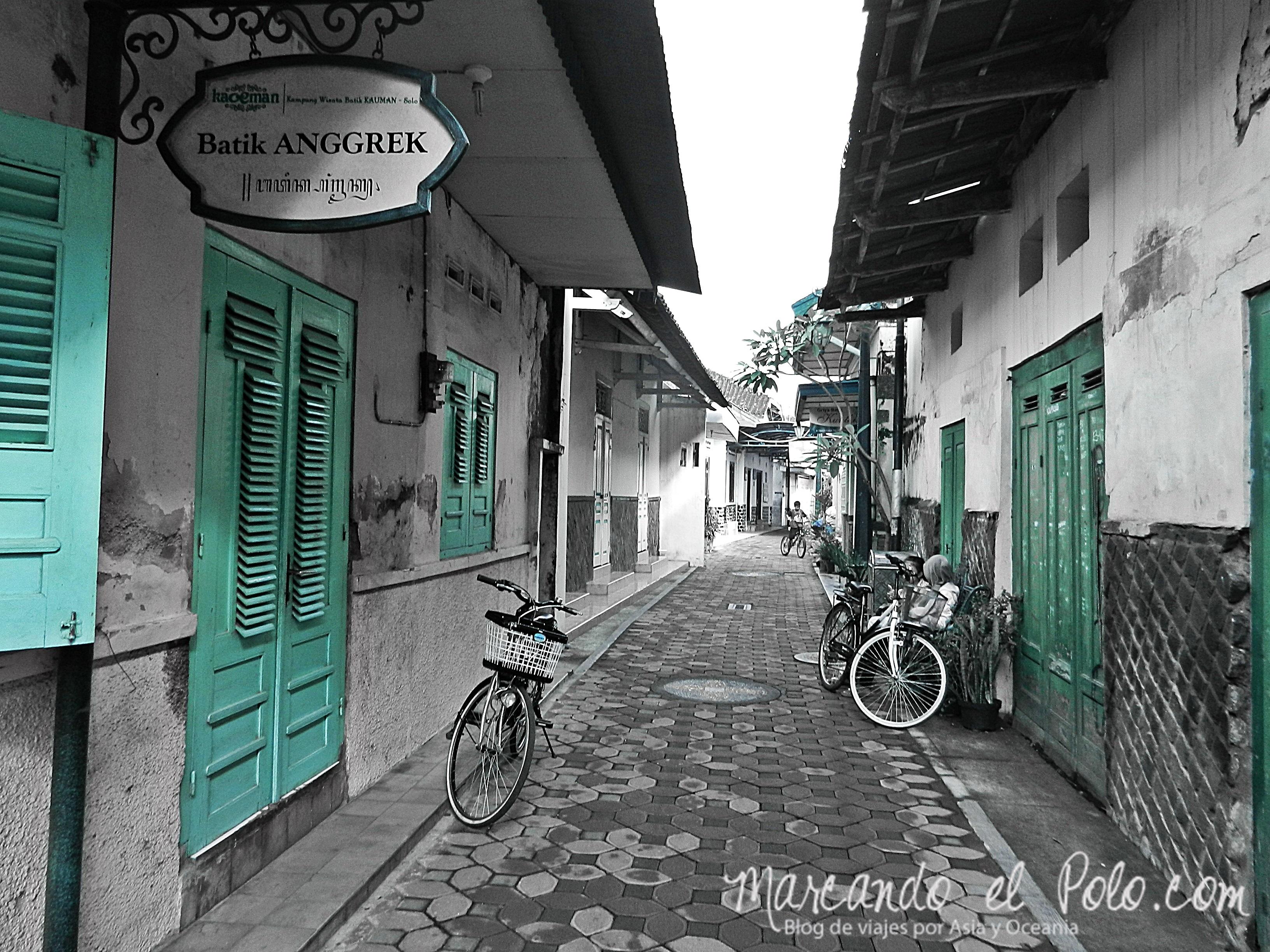 Viajar a Indonesia - Solo