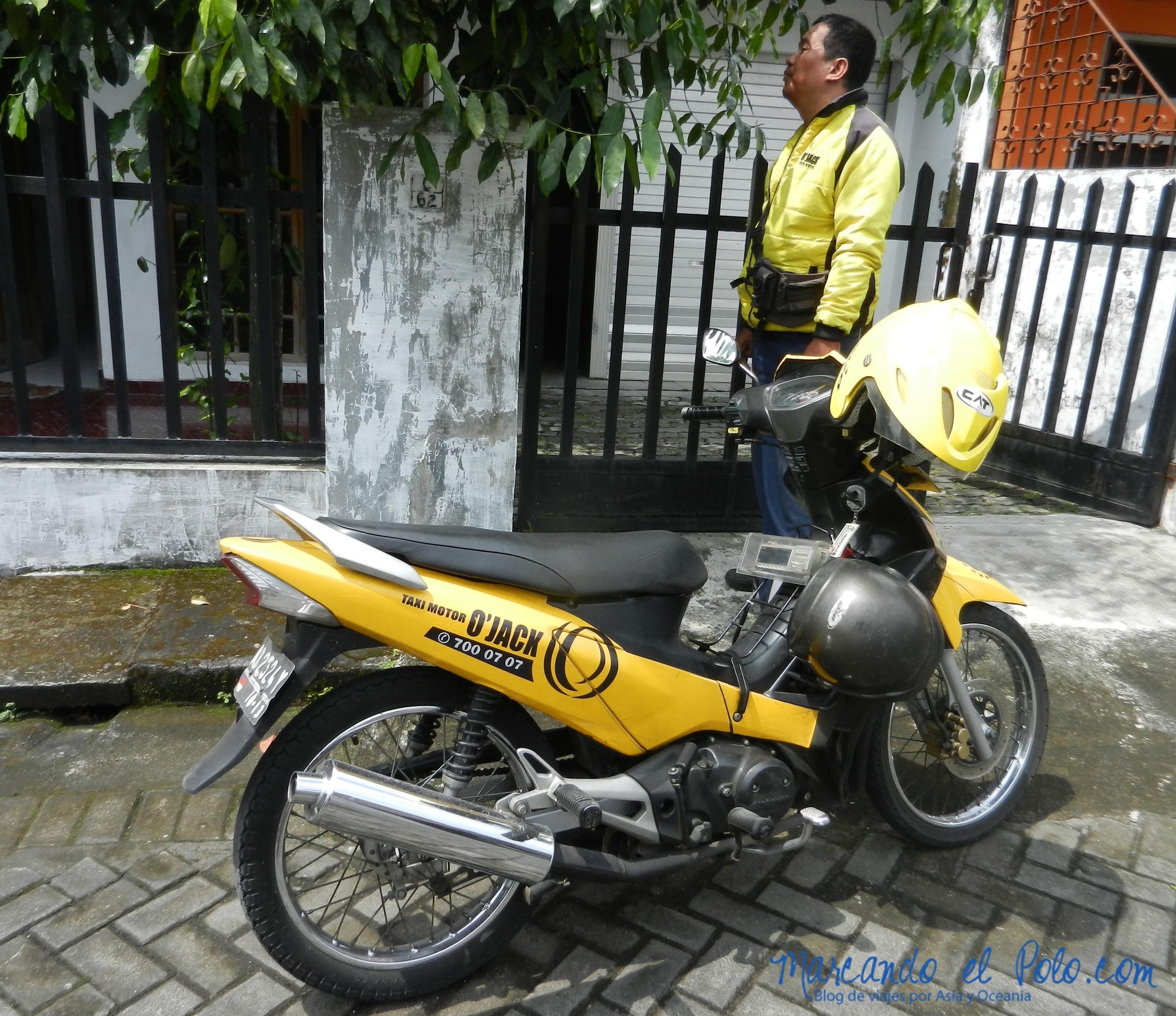 Viajar por Indonesia
