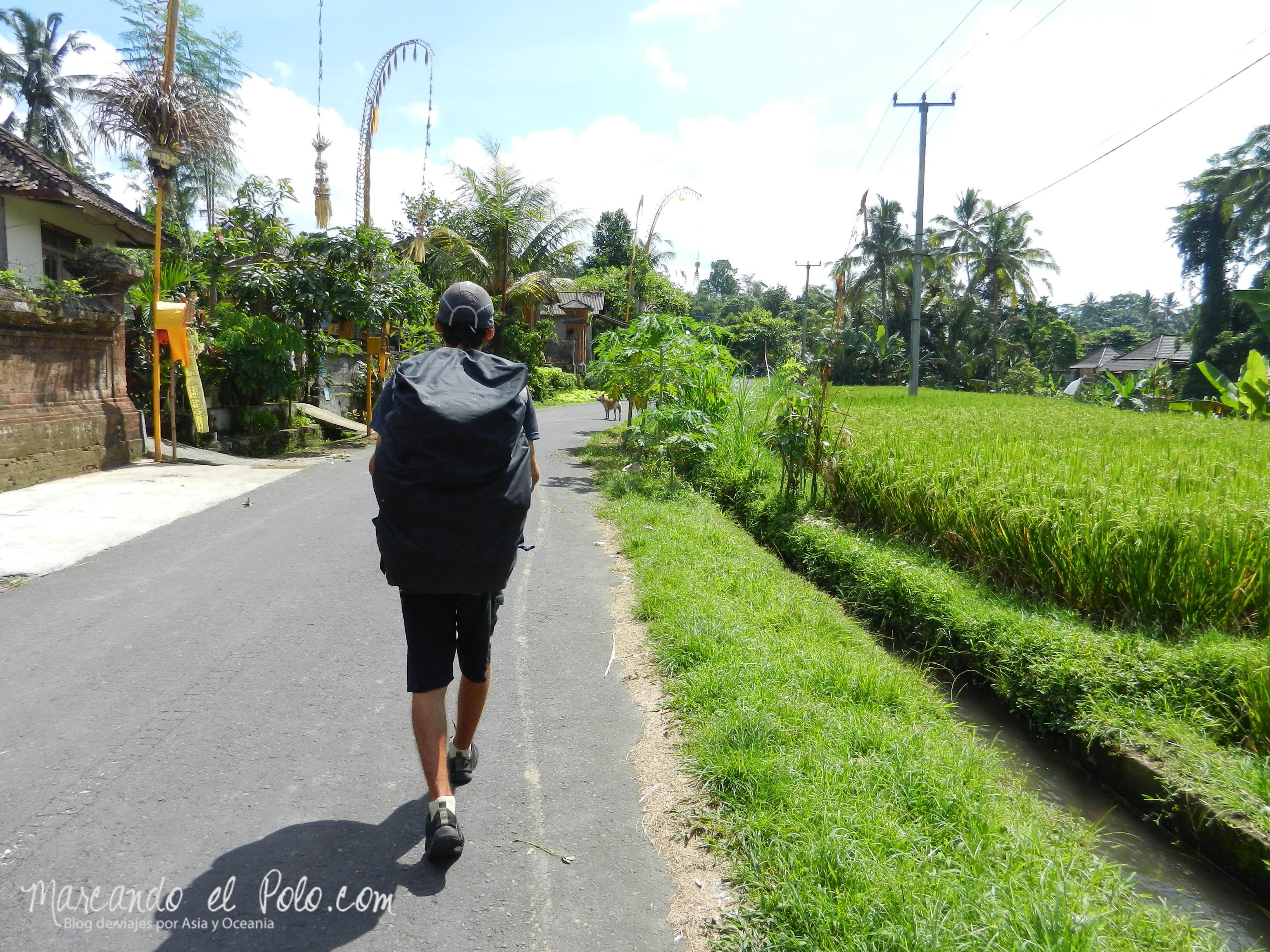 Cómo es viajar a dedo (autostop) por Indonesia | Marcando el Polo