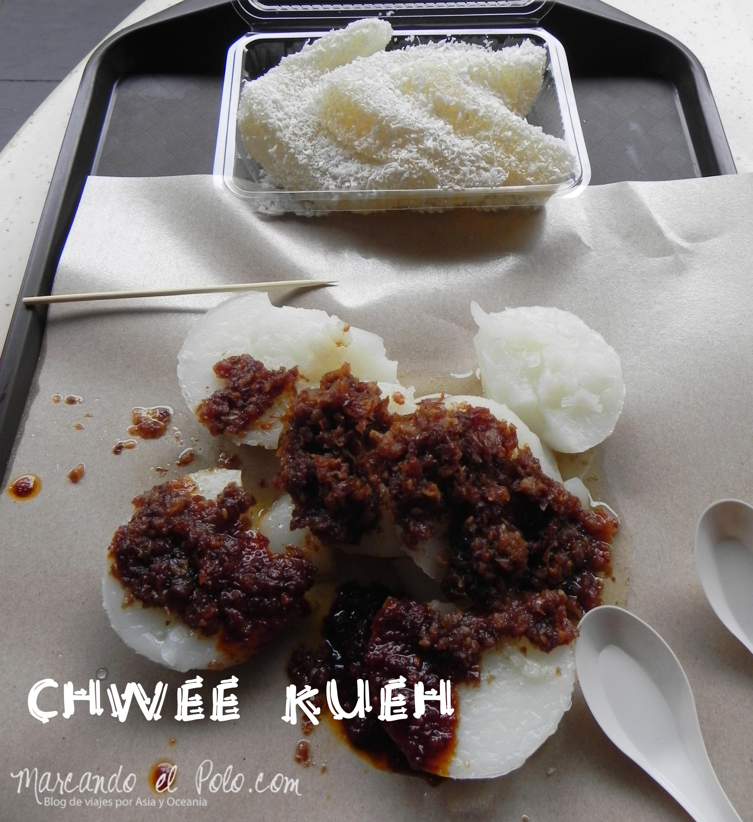 Comida tipica de Singapur