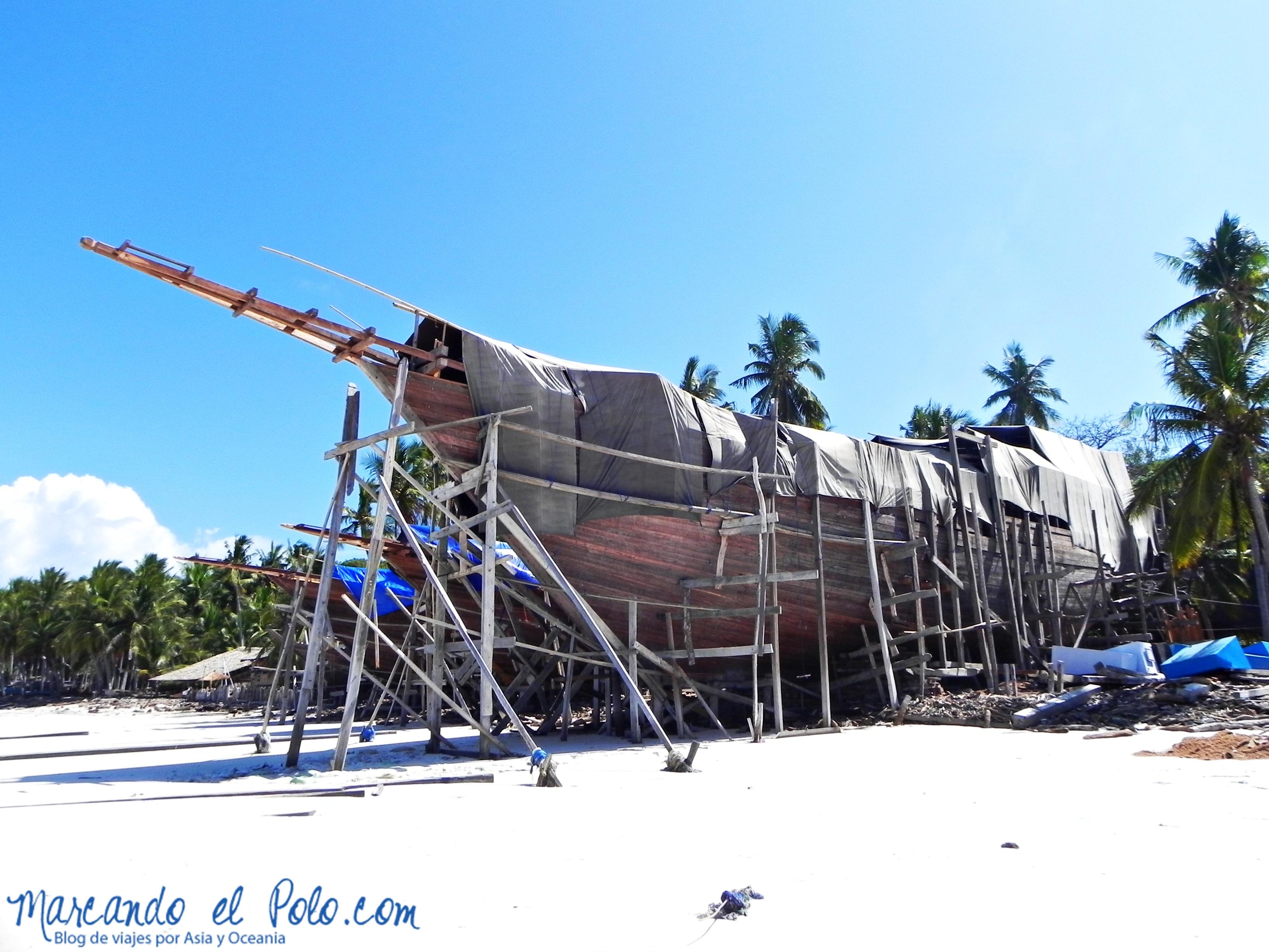 Viajar a Indonesia - Pantai Bira