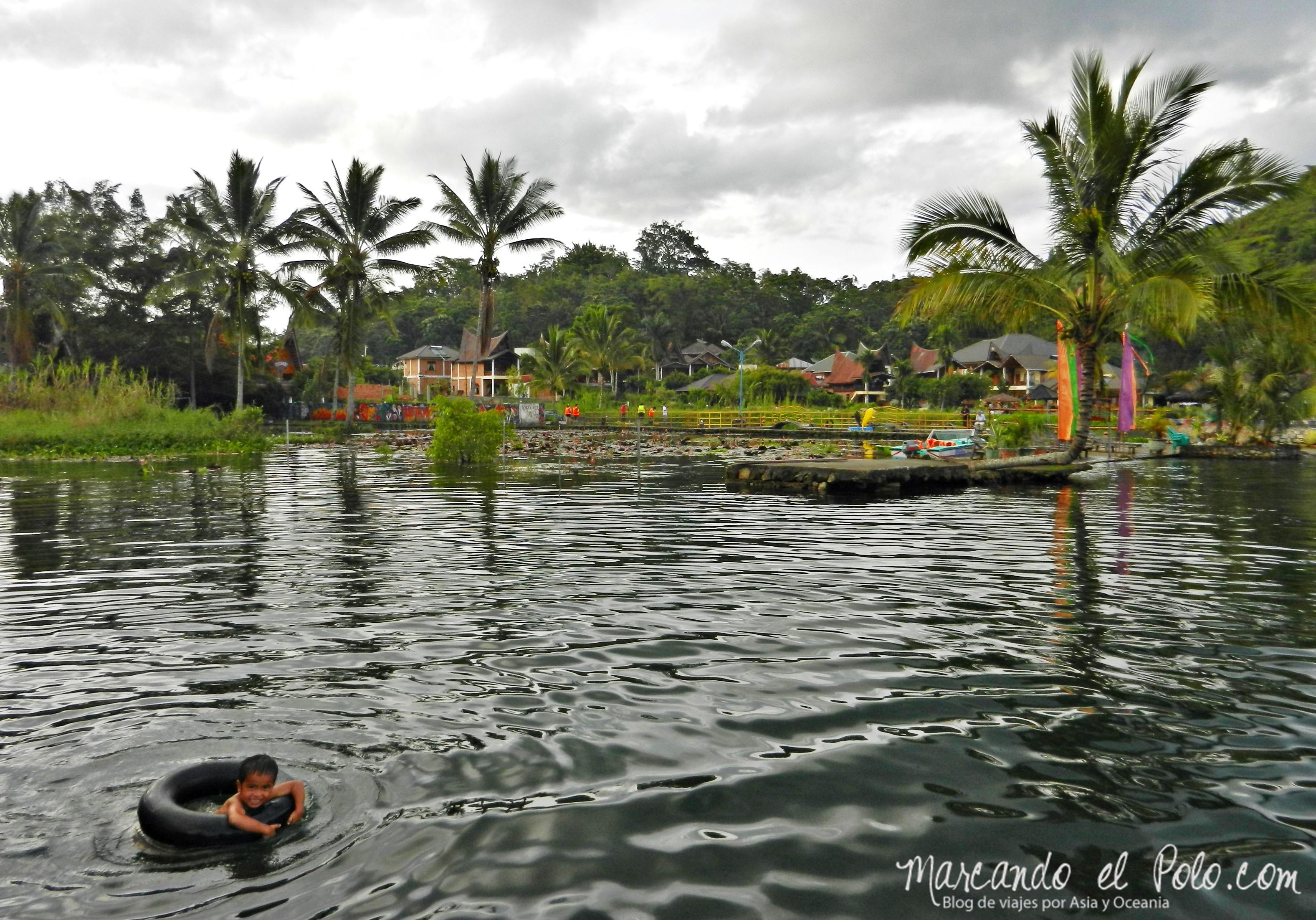 Viajar a Indonesia - Danau Toba