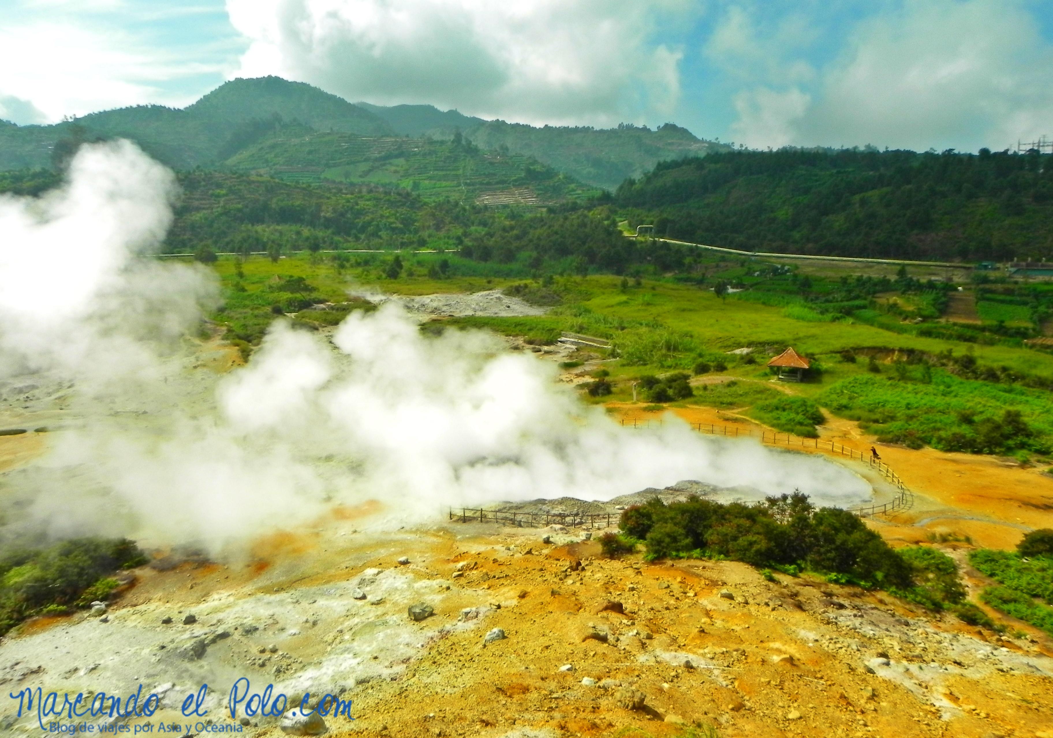 Viajar a Indonesia - Wonosobo