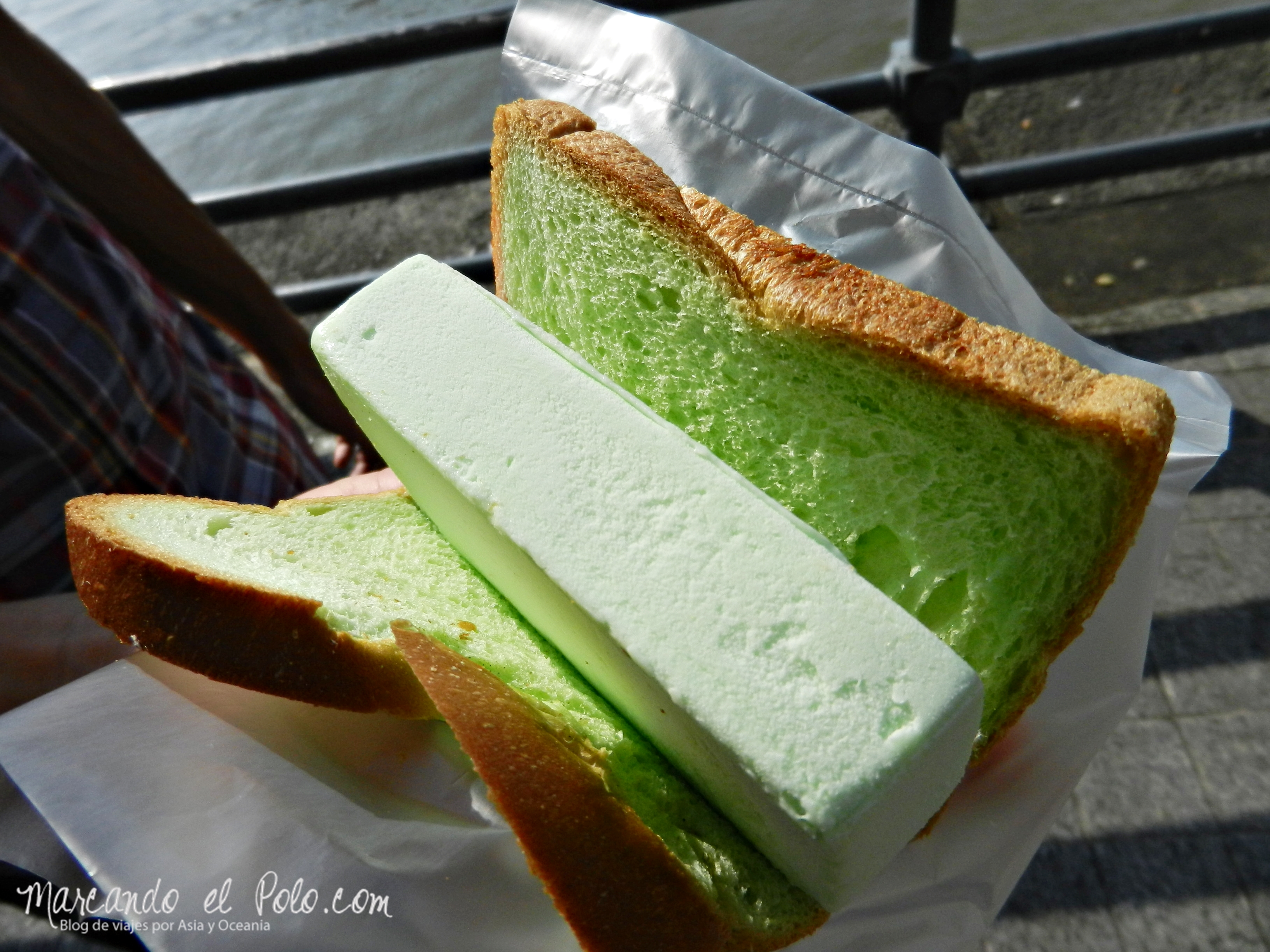 Icea Cream Sandwich, Singapur, Asia
