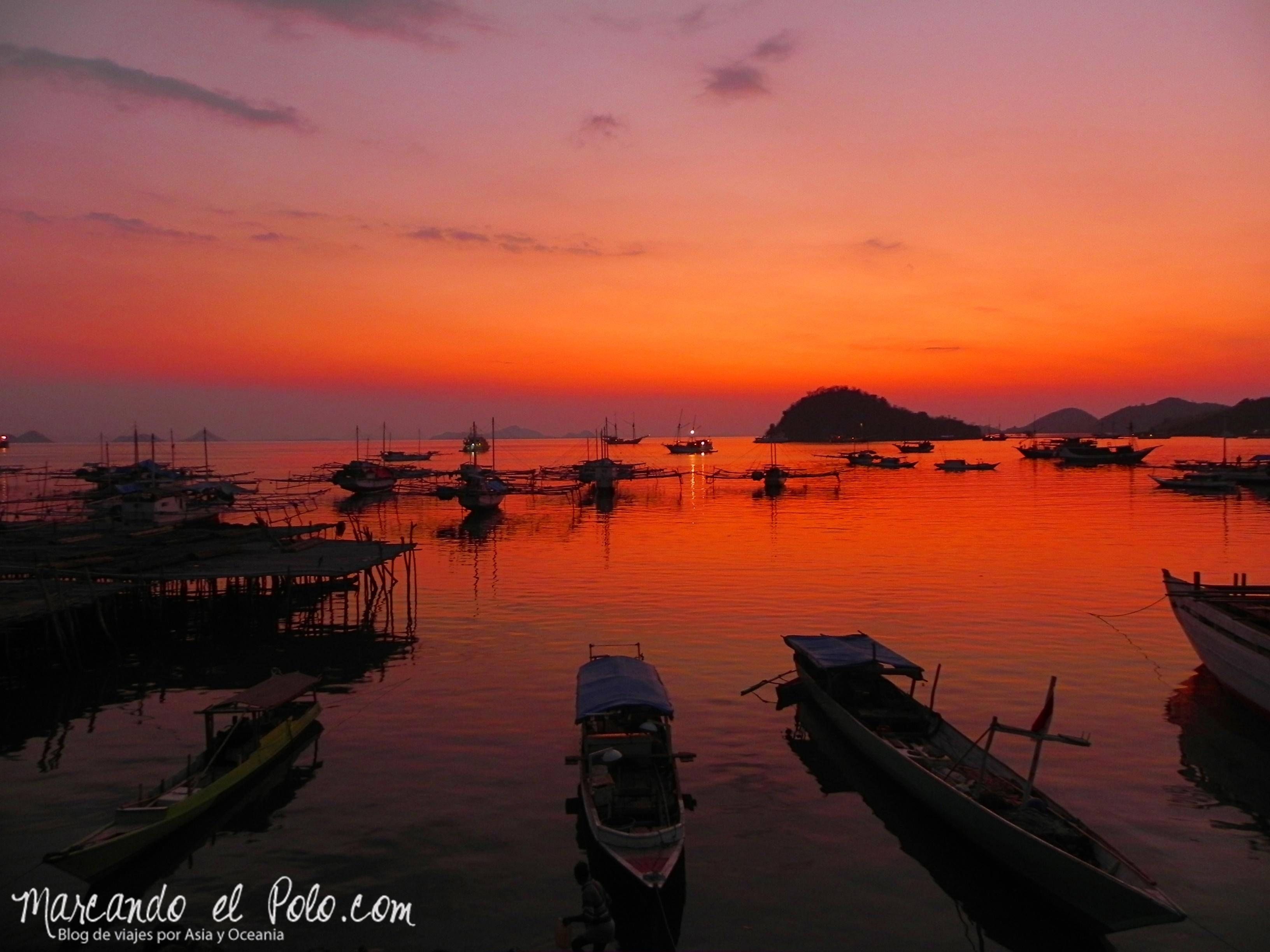 Viajar a Indonesia - Mar de Flores, Labuan Bajo