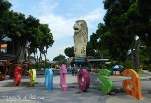 Viajar a Singapur - Sentosa