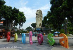 Sentosa, Singapur