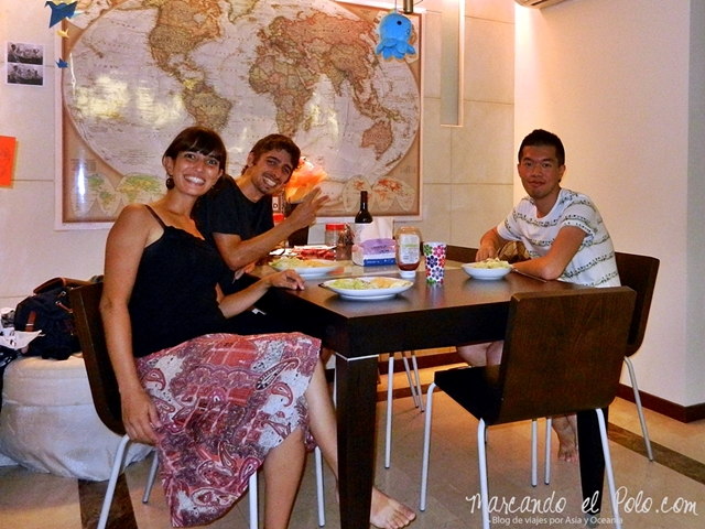Viajar a Singapur - Couchsurfing