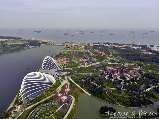 Presupuesto Singapur - Marina Bay Sands