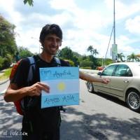 Autostop en Malasia 8