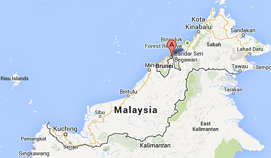 Bandar Seri Begawan, Brunéi