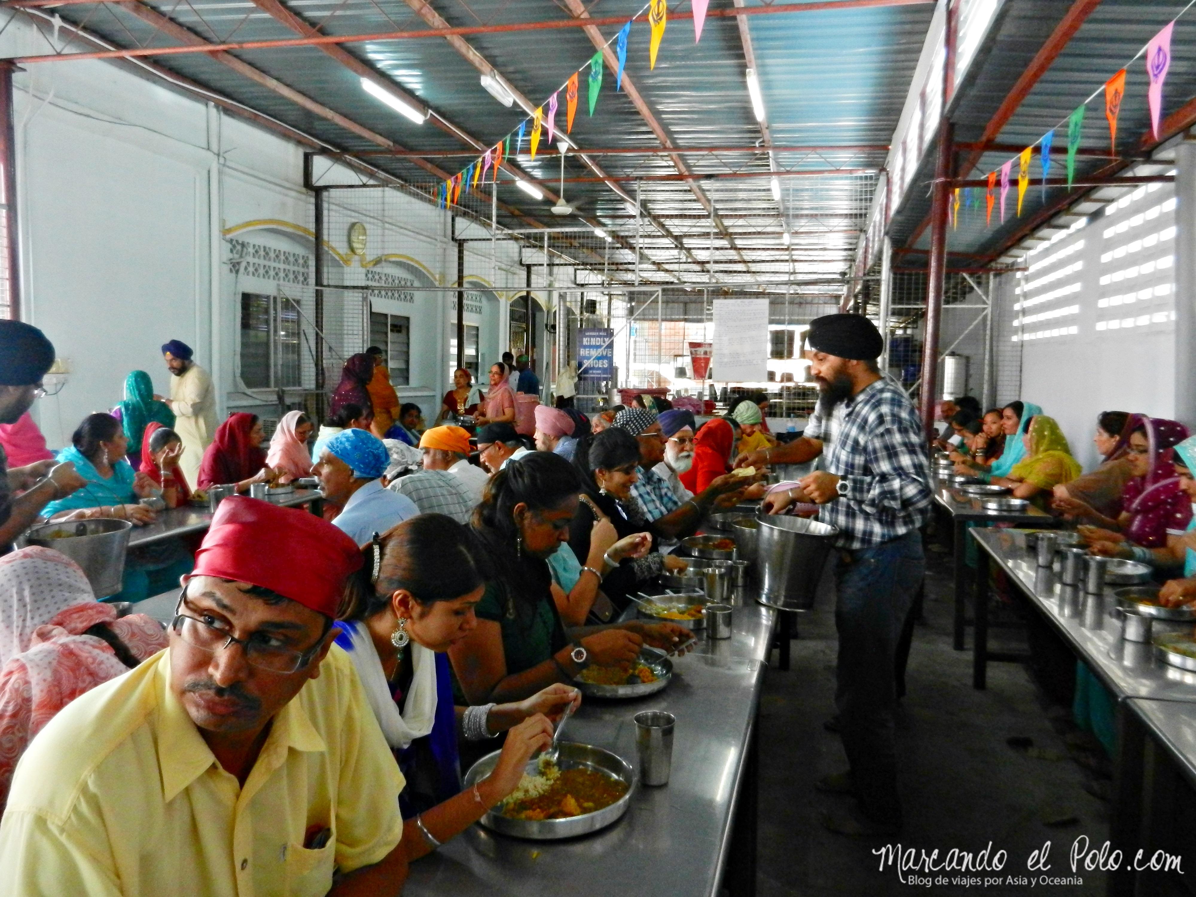 Casamiento Sikh en Penang, Malasia 15