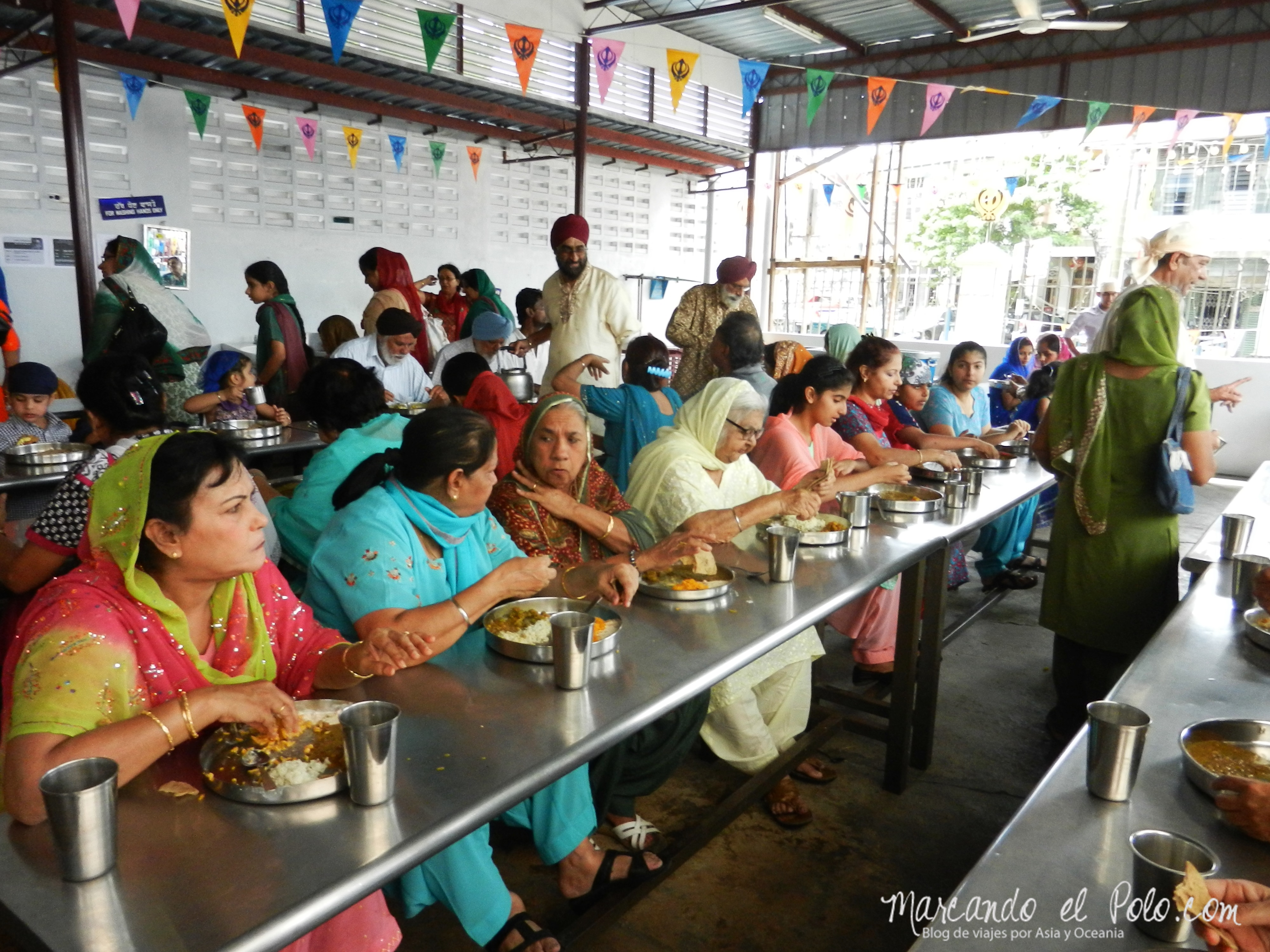 Casamiento Sikh en Penang, Malasia 27