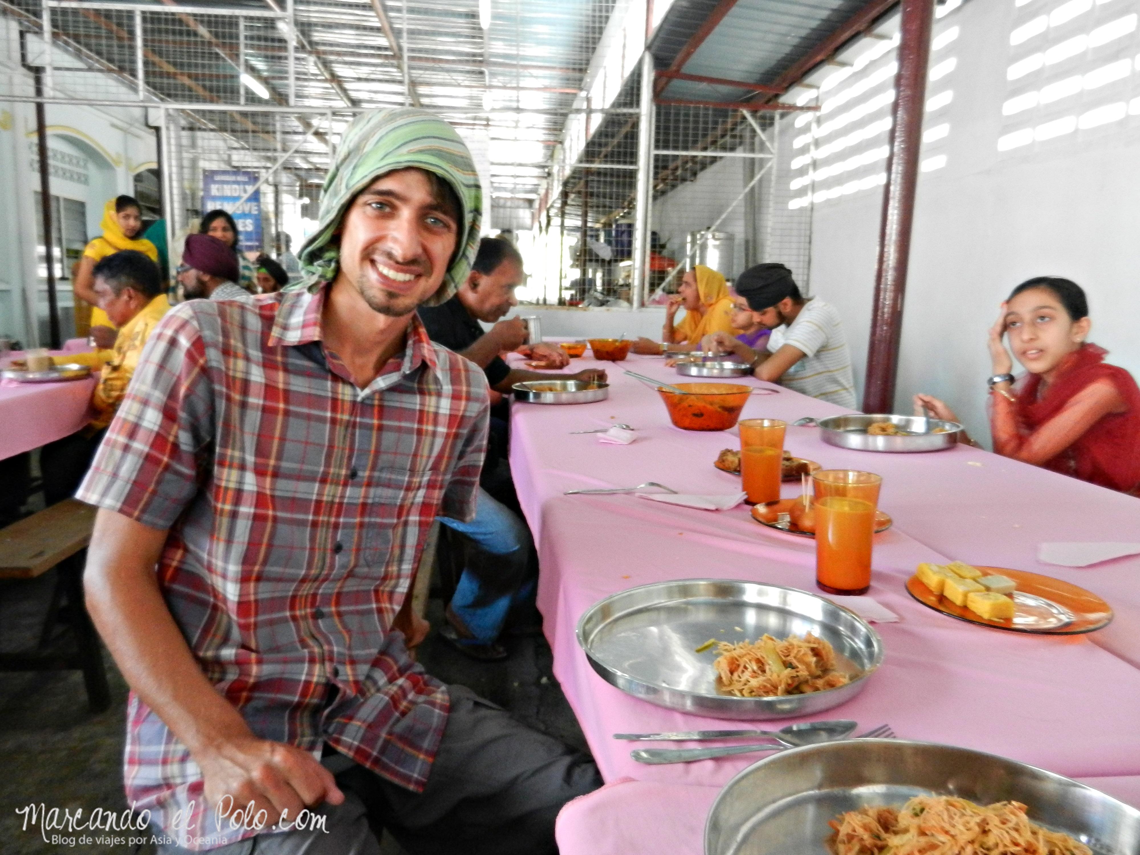 Casamiento Sikh en Penang, Malasia 3