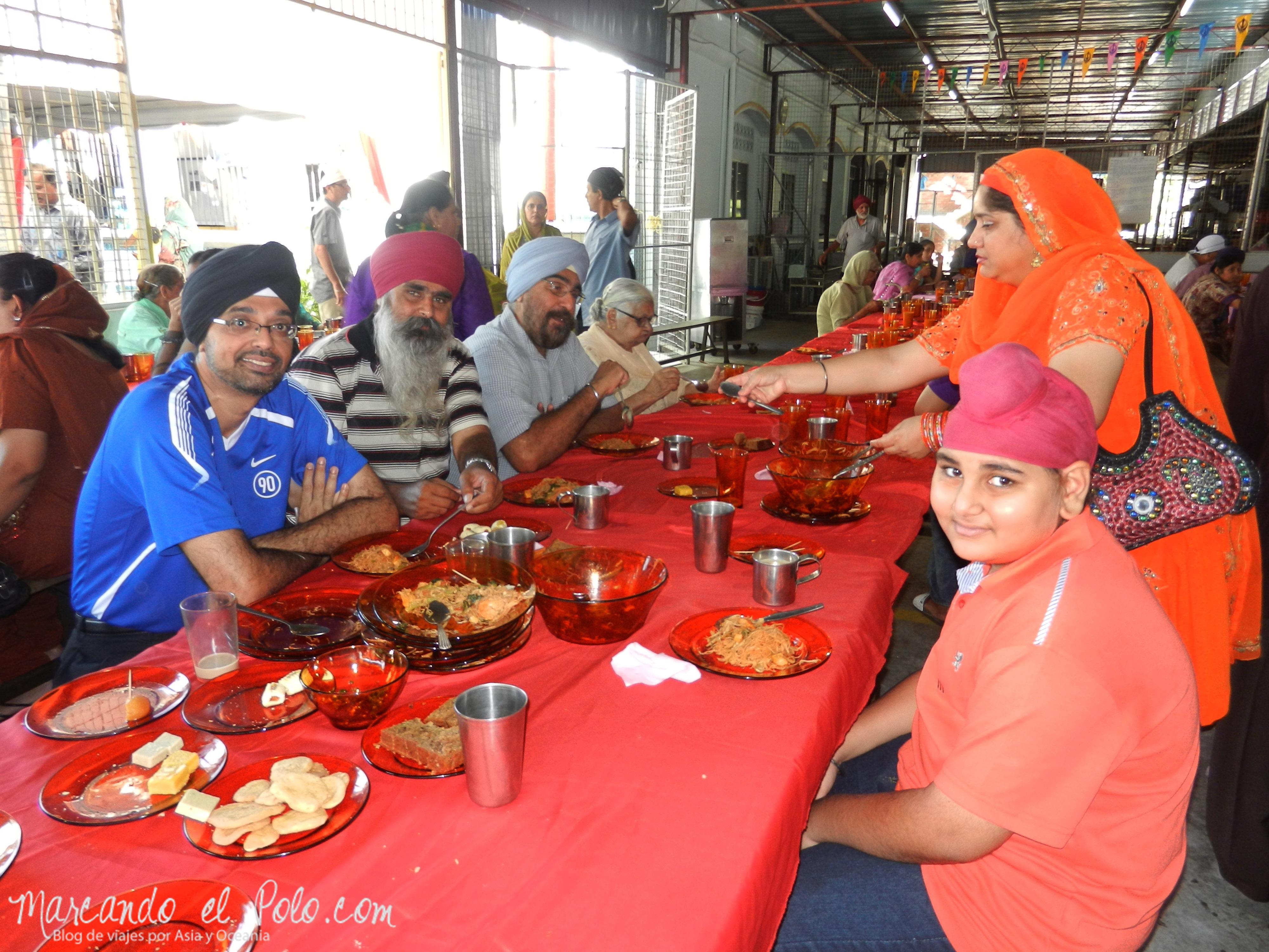 Casamiento Sikh en Penang, Malasia 5