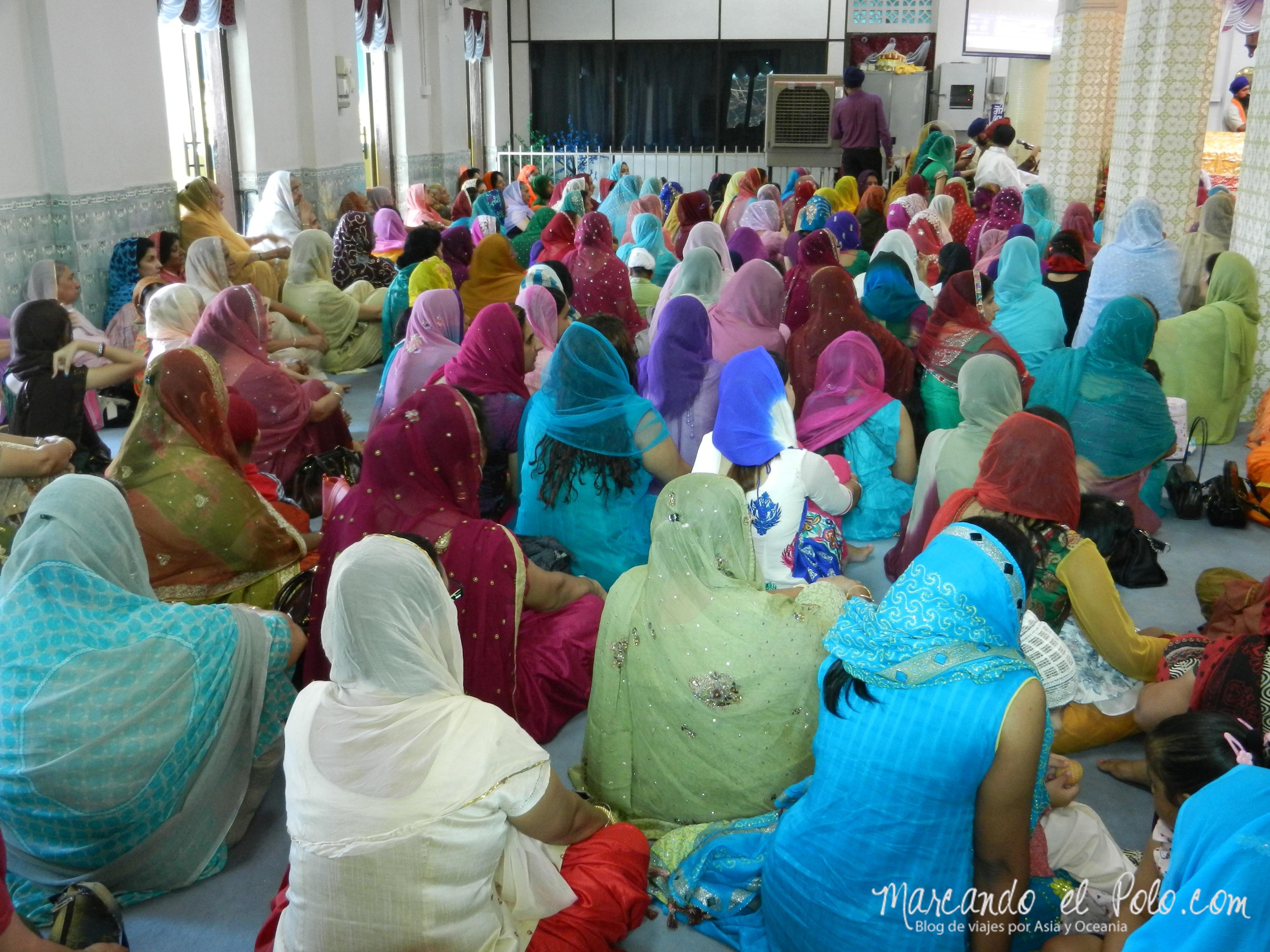 Casamiento Sikh en Penang, Malasia 7