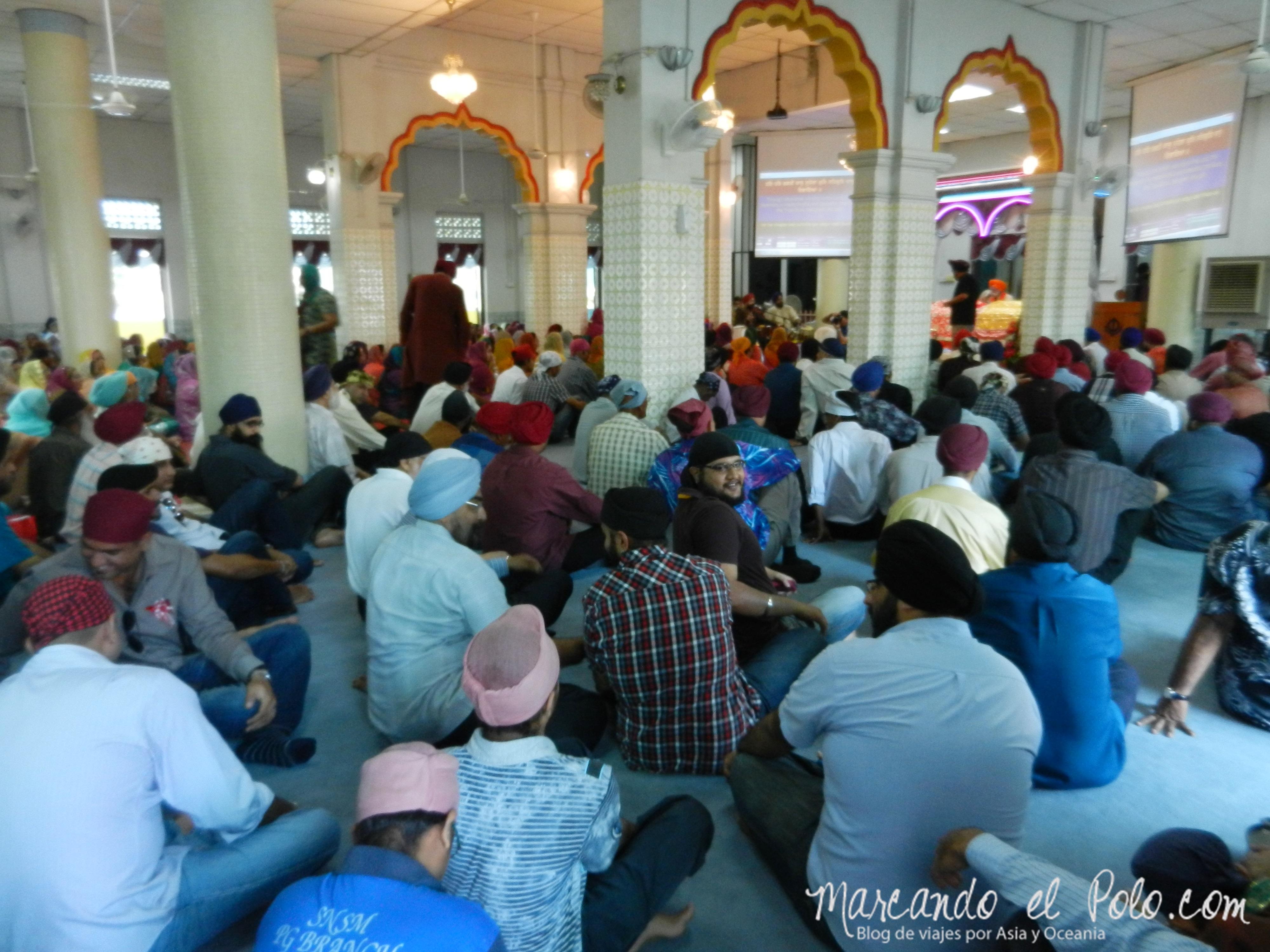 Casamiento Sikh en Penang, Malasia 8