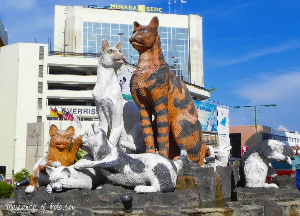 Itinerario viajar a Malasia: Kuching