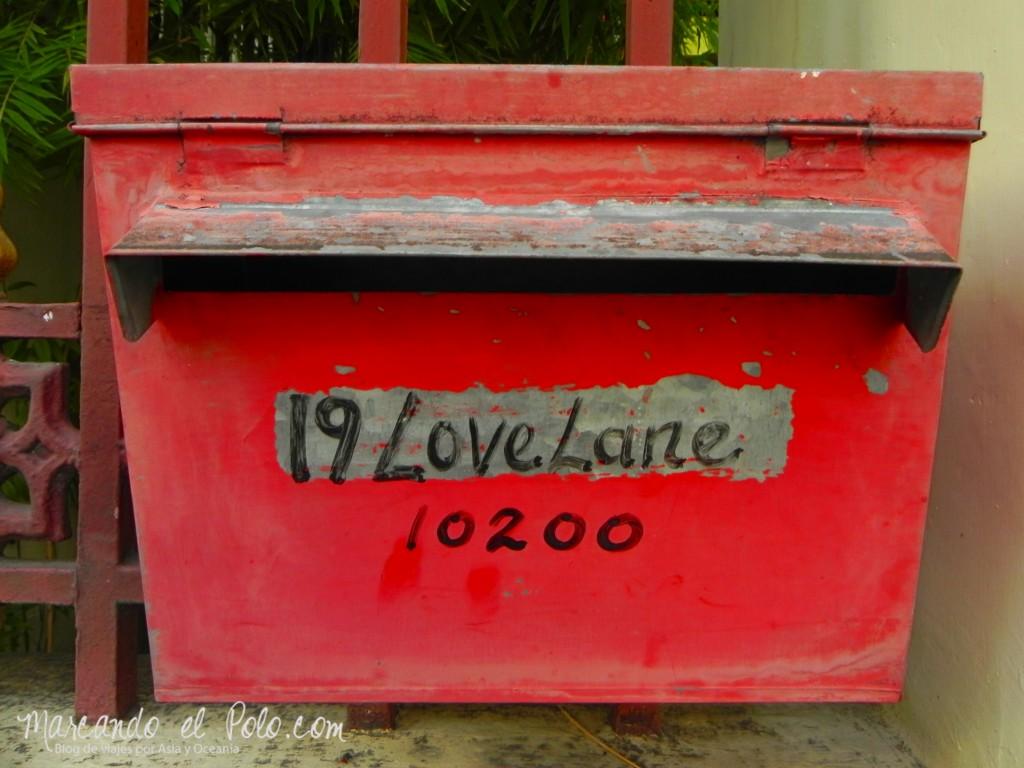 Love Lanem Penang, Malasia 13