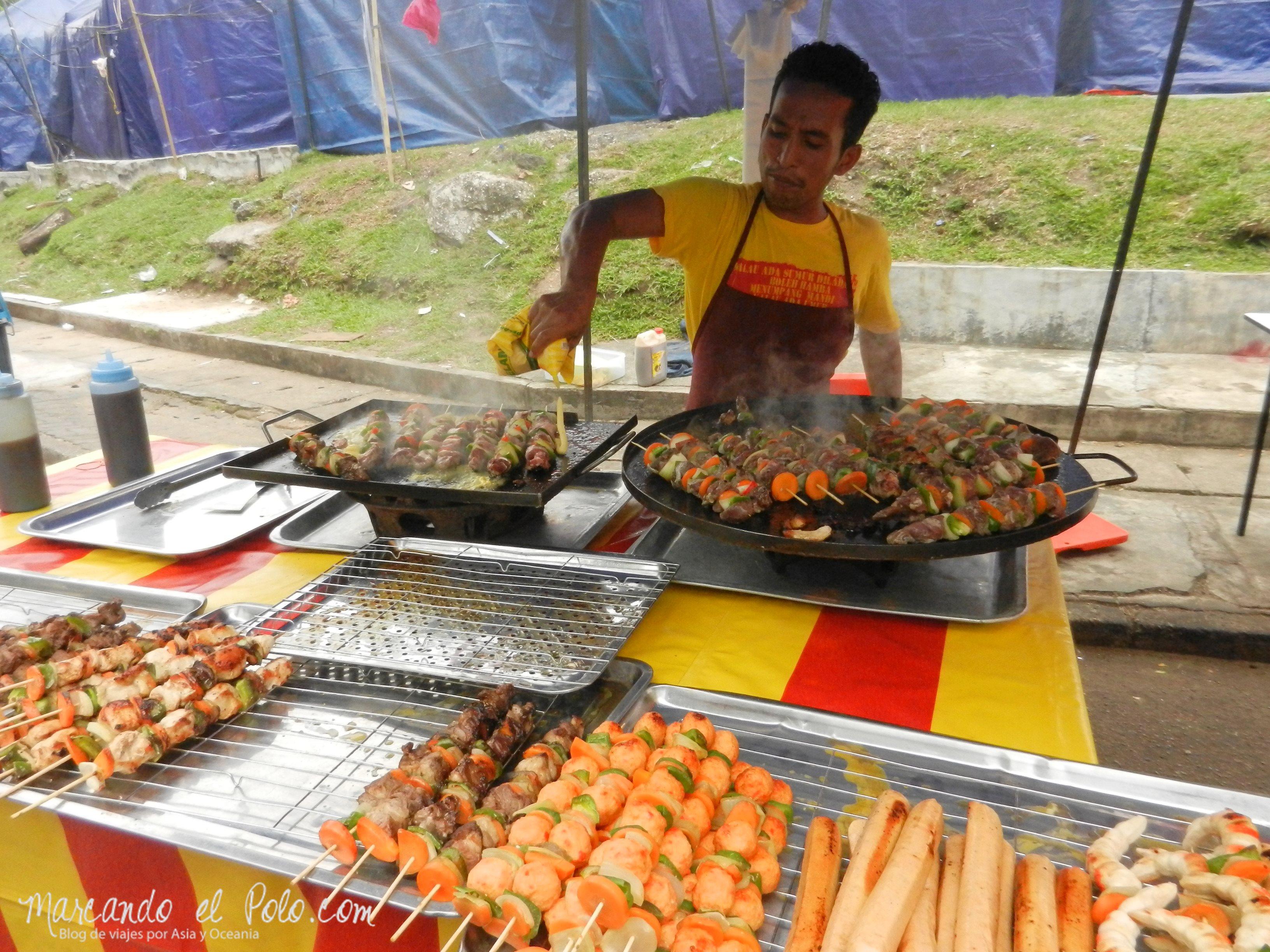 Pasar Ramadan, Malasia