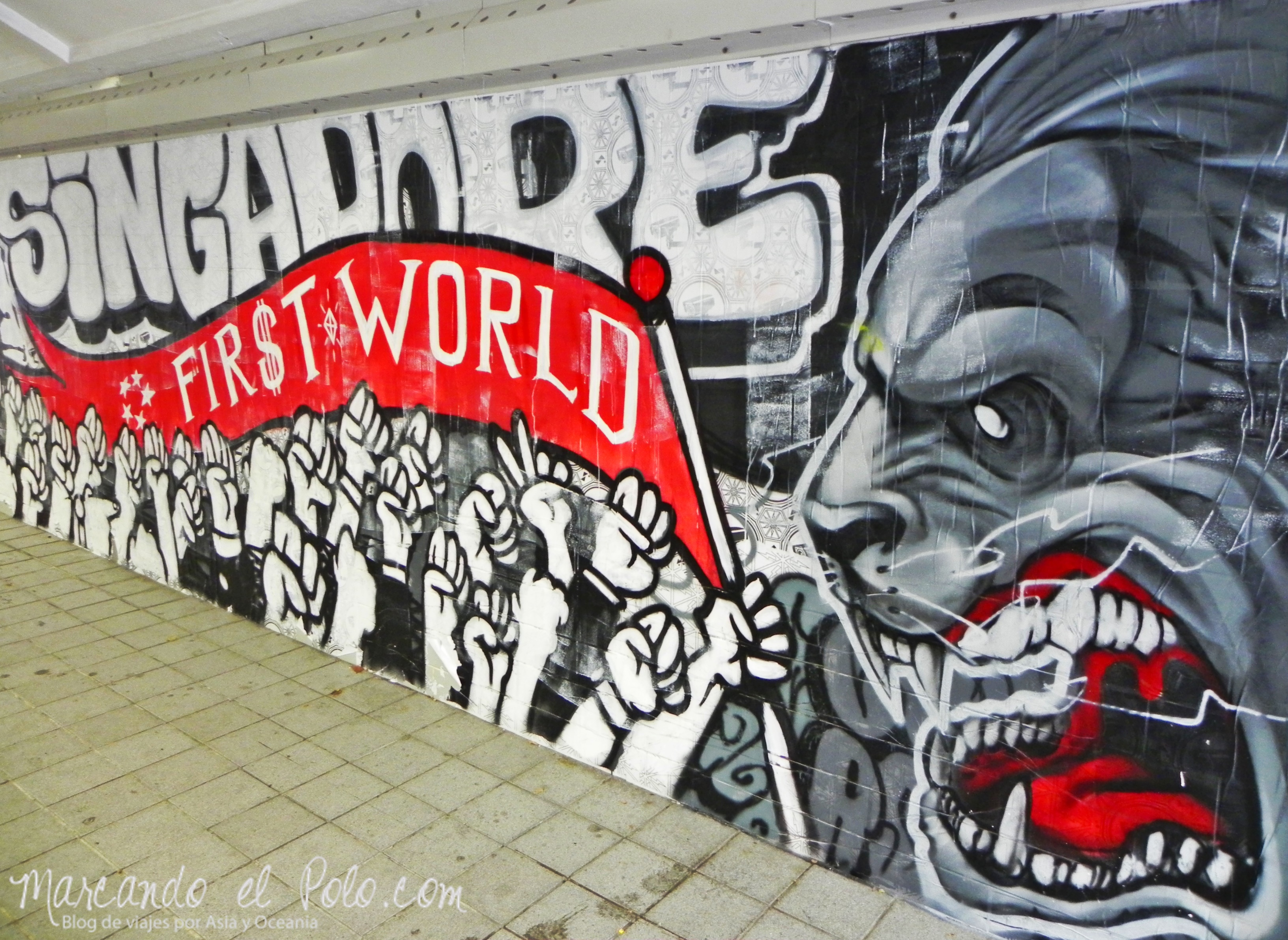 Singapore first world