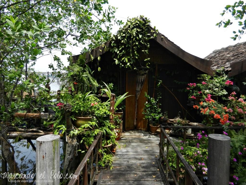 Itinerario viajar a Malasia: Awi's Yellow House, Kuala Terengganu