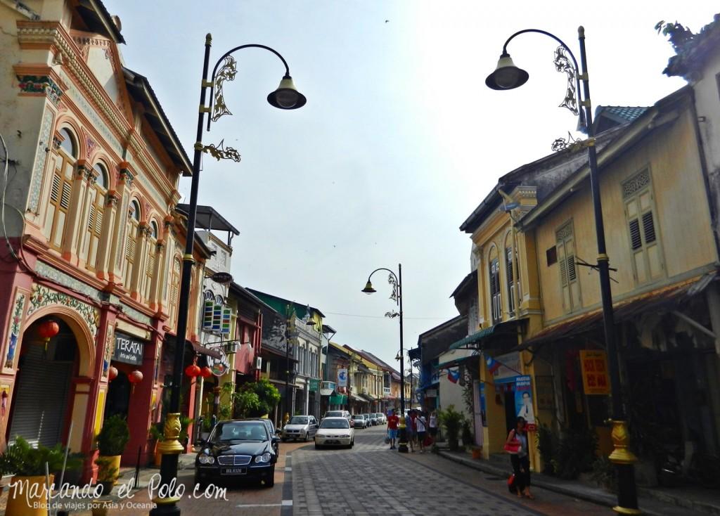 Itinerario viajar a Malasia: Kampung China