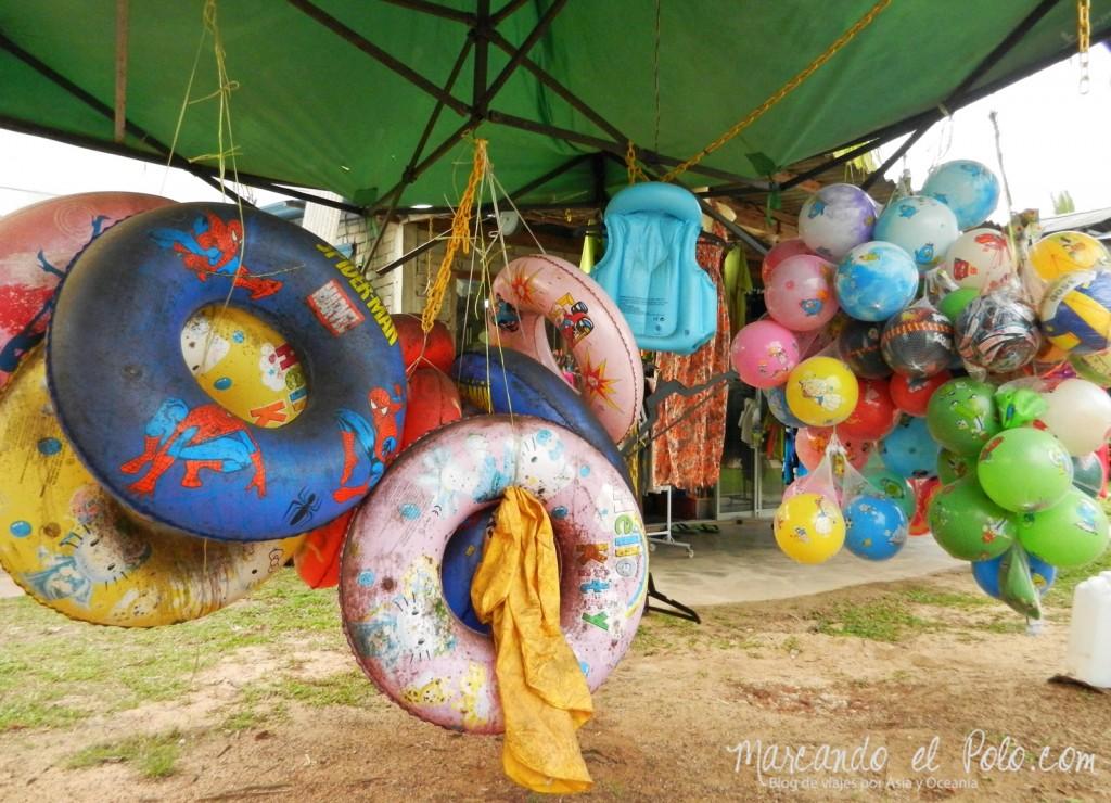 Itinerario viajar a Malasia: Cherating vió tiempos mejores
