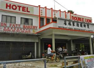 Hotel Double Lion, Kuala Kangsar, Malasia