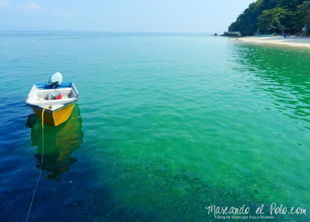 Itinerario viajar a Malasia: Pulau Kapas