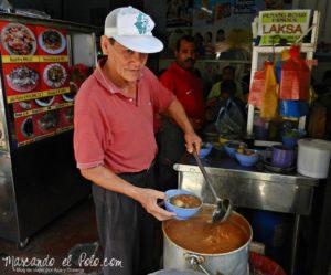Comida de Malasia - Laksa Penang