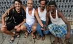 Locales en Yangon, Myanmar