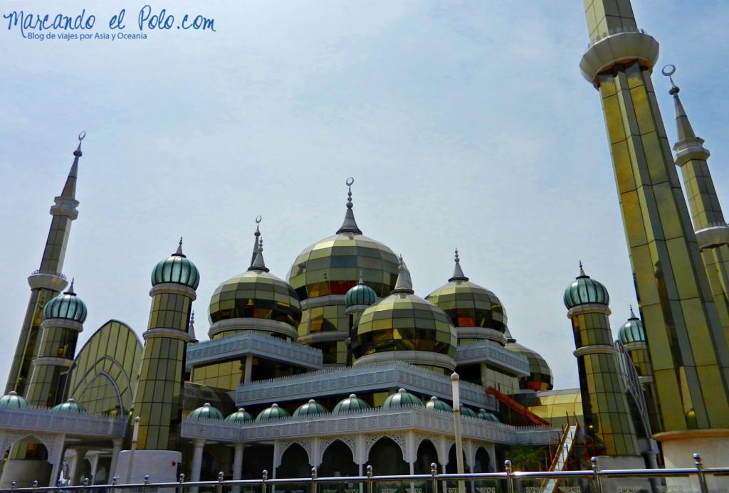 Itinerario viajar a Malasia: Masjid Kristal