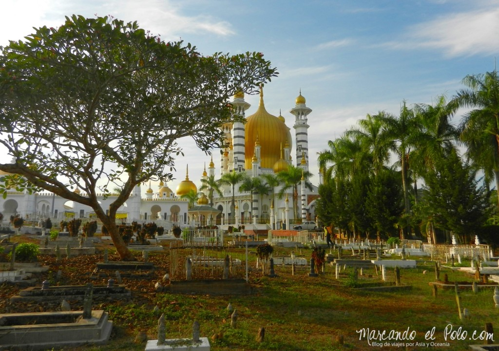 Itinerario viajar a Malasia: Masjid Ubudiah, Kuala Kangsar