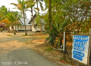 Itinerario viajar a Malasia: Maznah Guesthouse, Cherating