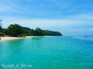 Viajar a Malasia: Pulau Kapas