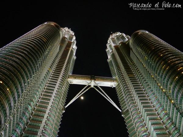 Viajar al Sudeste asiatico - Torres Petronas, Kuala Lumpur, Malasia