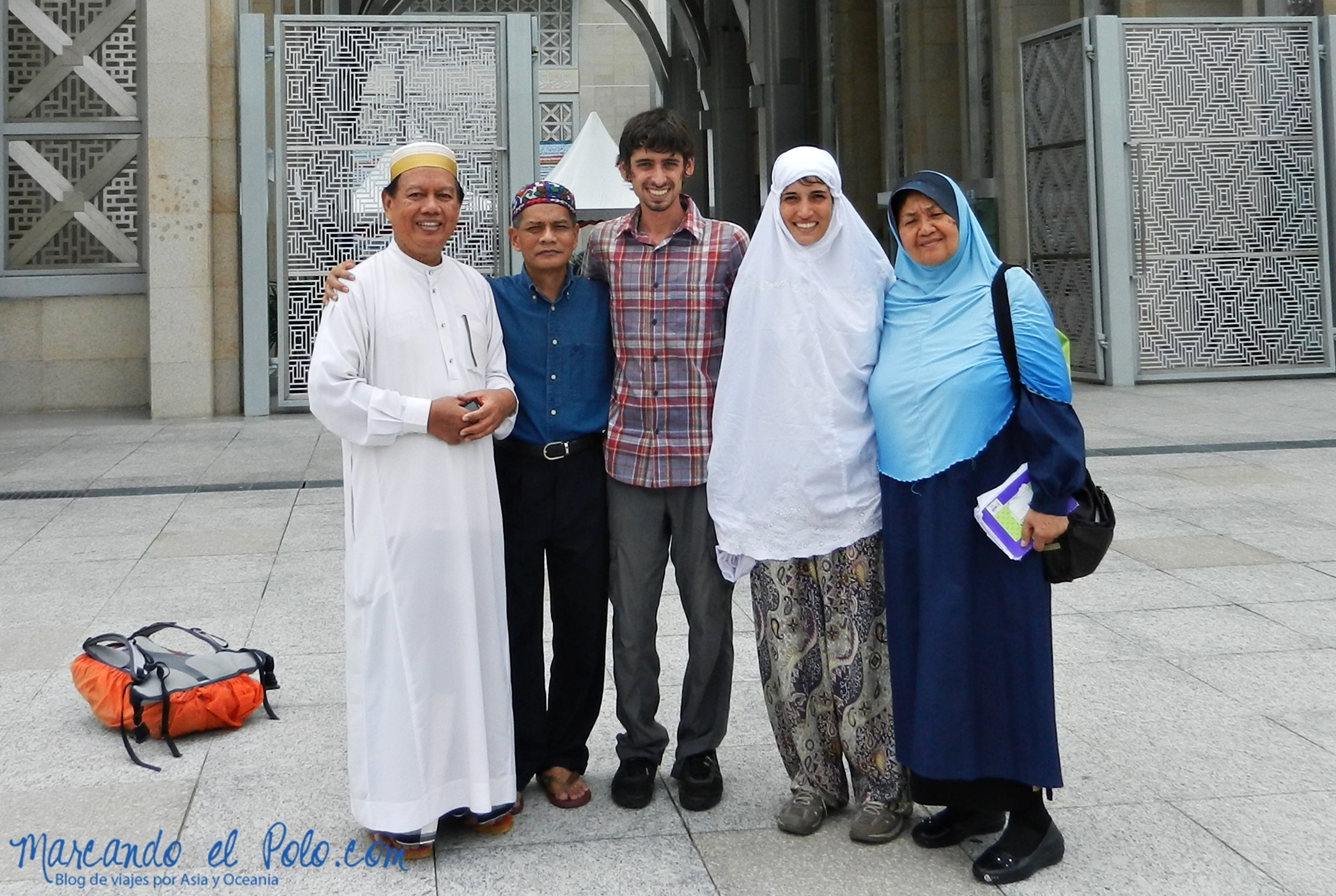 Gracias a maestros como ellos pudimos entender mejor las costumbres musulmanas