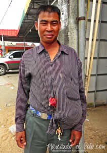 Itinerario viajar a Tailandia: frontera Myawaddy