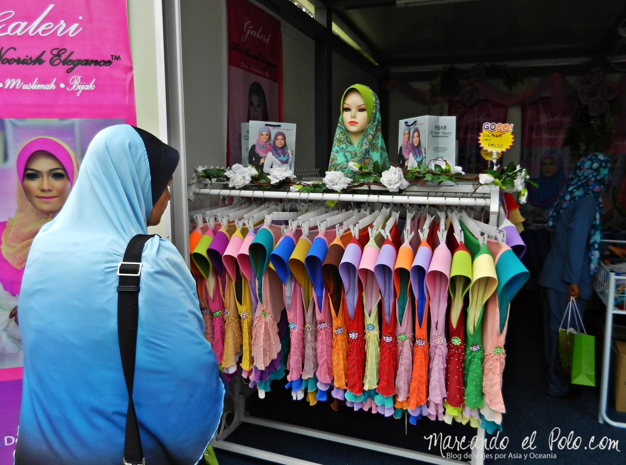 En busca de un nuevo hijab para Ramadán
