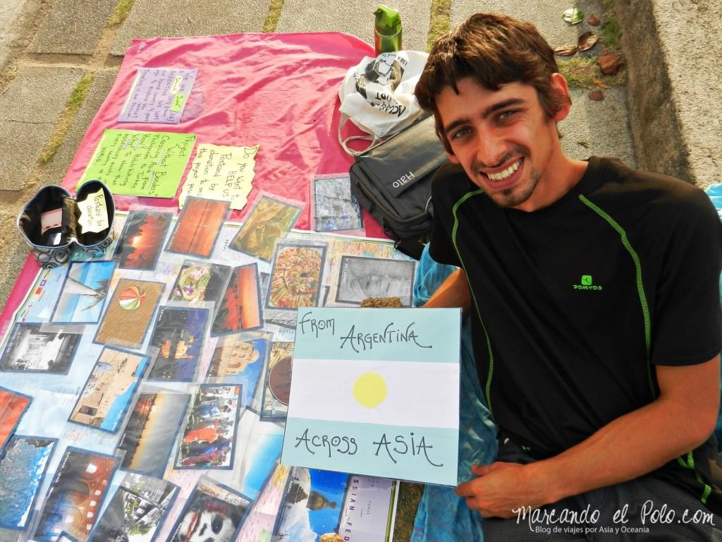 Postales en Melaka, Malasia 3