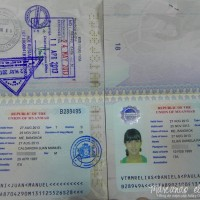 Viajar al Sudeste asiatico - Visa de Myanmar