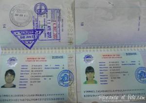 Visa para Myanmar (8)