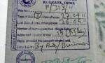 Visa para Bangladesh (2)